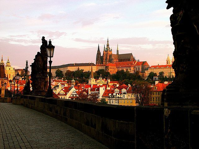 Travel to Eastern Europe in September; it's unforgettable. The weather is warm and it's the perfect place to enjoy historic cities and seeing famous sights.