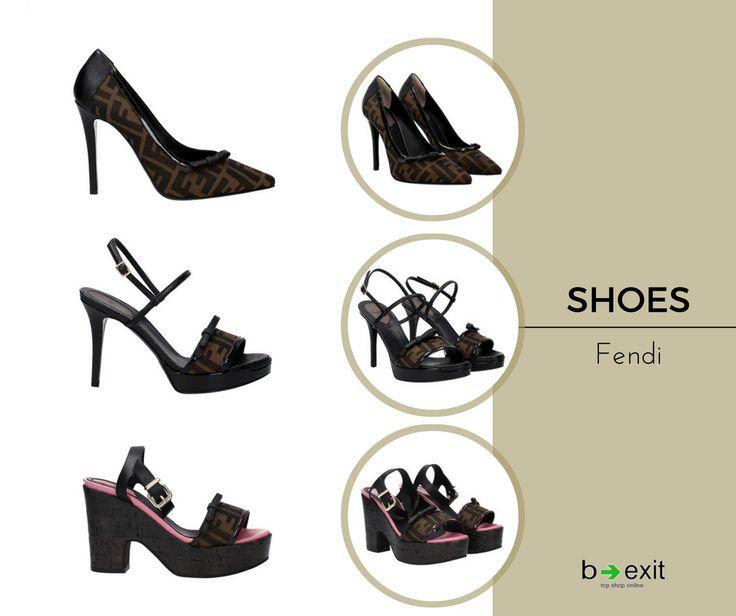 Tra i must have Fendi che tutte le fashion addicted dovrebbero possedere per essere davvero cool ci sono le scarpe logate FF.  Tu quale sceglieresti?