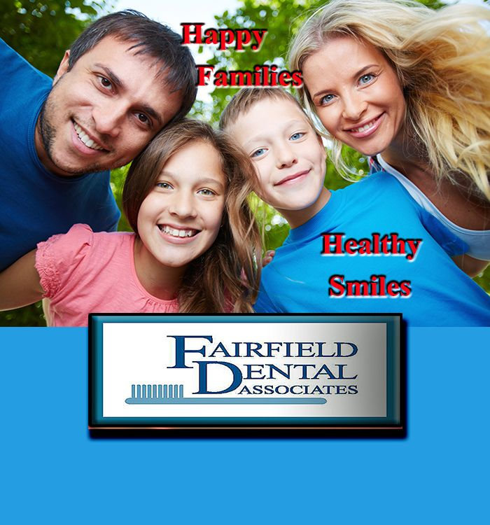 #HealthySmiles are a #FamilyAffair @ #FairfieldDental http://hubs.ly/H033td60