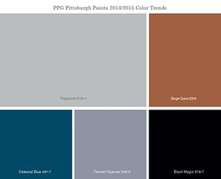 PPG Industries – Pale yellow named 2014 Color of the Year by PPG PITTSBURGH PAINTS THE VOICE OF COLOR Program - News - PPG Industries