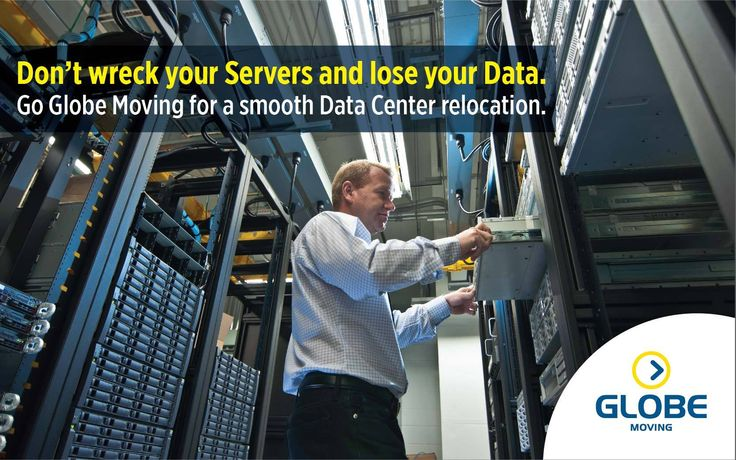 An inefficient Data Center Relocation can cascade into multiple disasters, ranging from loss of valuable data to hardware damages. Go with Globe Moving to ensure a professional, hassle-free relocation.