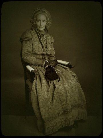 Kossuthkifli - THALVIZER grófnő