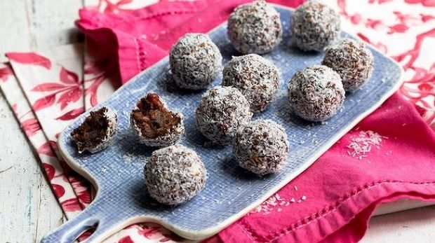 A sweet treat that's so simple to make ... Lola Berry's prune power balls.