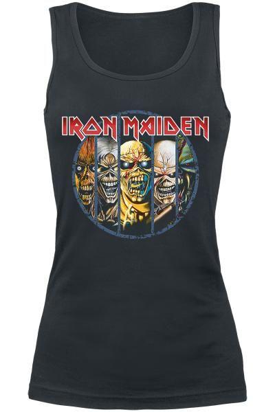 Evolution von Iron Maiden
