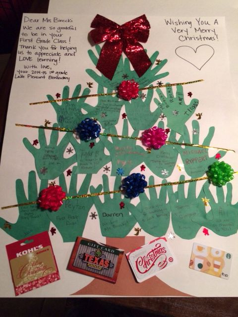 Classroom Greeting Ideas ~ Ideas about gift card tree on pinterest