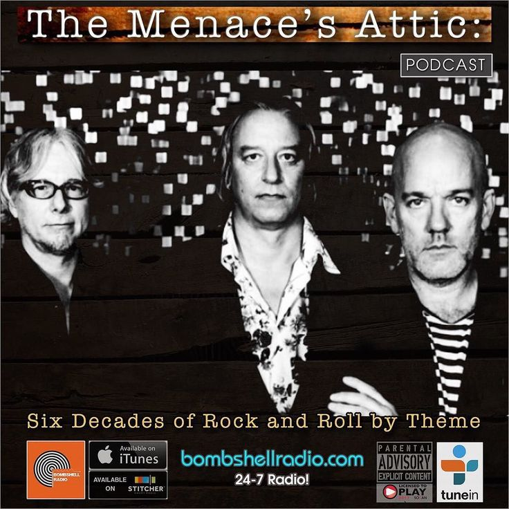 "Tonight 5pm-6pm EST 2pm-3pm PDT 10pm-11pm BST The Menace's Attic/Just Another Menace Sunday bombshellradio.com ( ""Menace's Attic: SIx Decades of Rock and Roll by Theme"" radio shows This week's show shares some songs for Houston (including a deep and gorgeous R.E.M. track) some reality some lack of it (think XTC and INXS!) The Ramones and some Easy Listening gems from the 70's including England Dan and John Ford Coley Joey Heatherton and Bobby Goldsboro! #Classics #rock #MenaceAttic #DJ…"