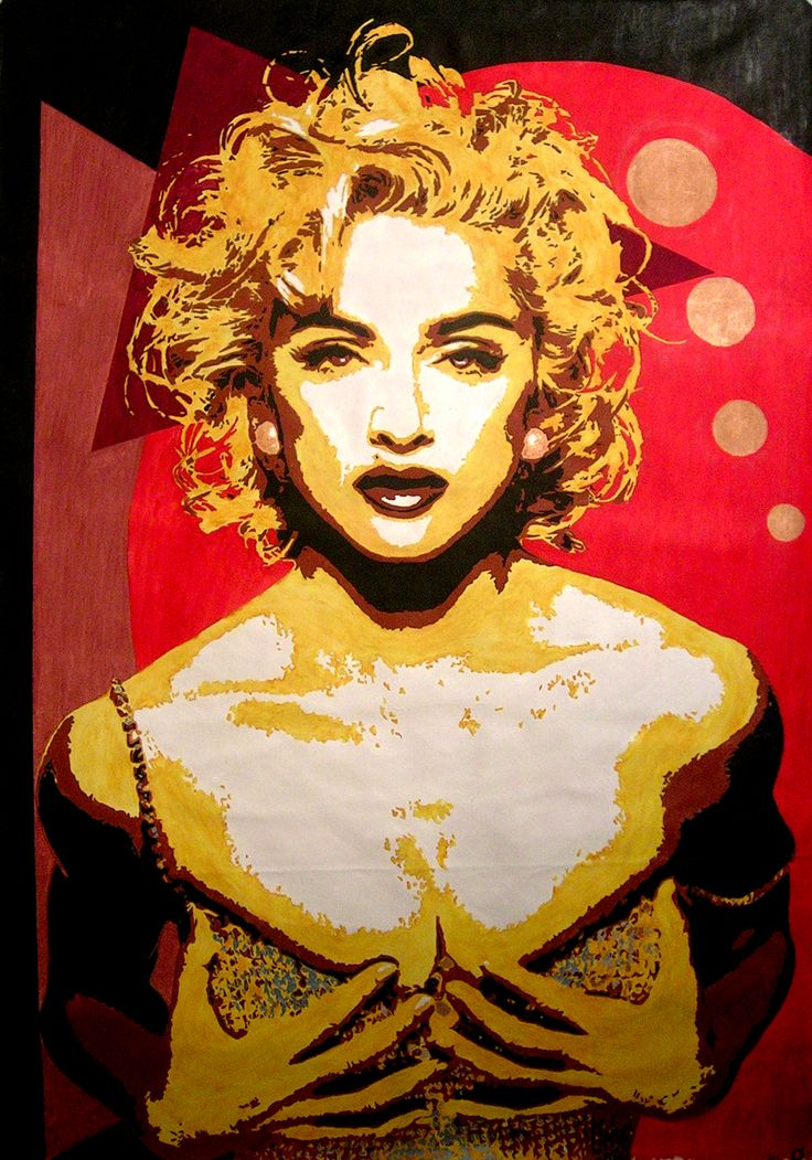 Acrílico sobre lienzo. 200 x 140 cm.