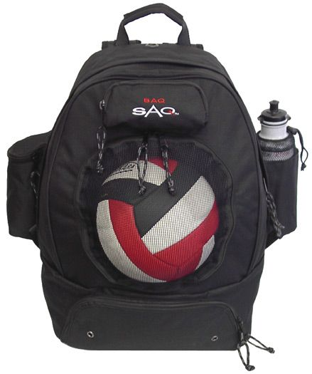 Great volleyball bag.