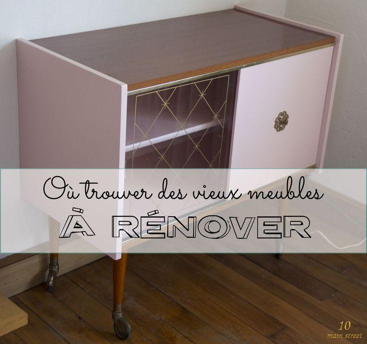 12 best reloker meubles anciens images on Pinterest Antique