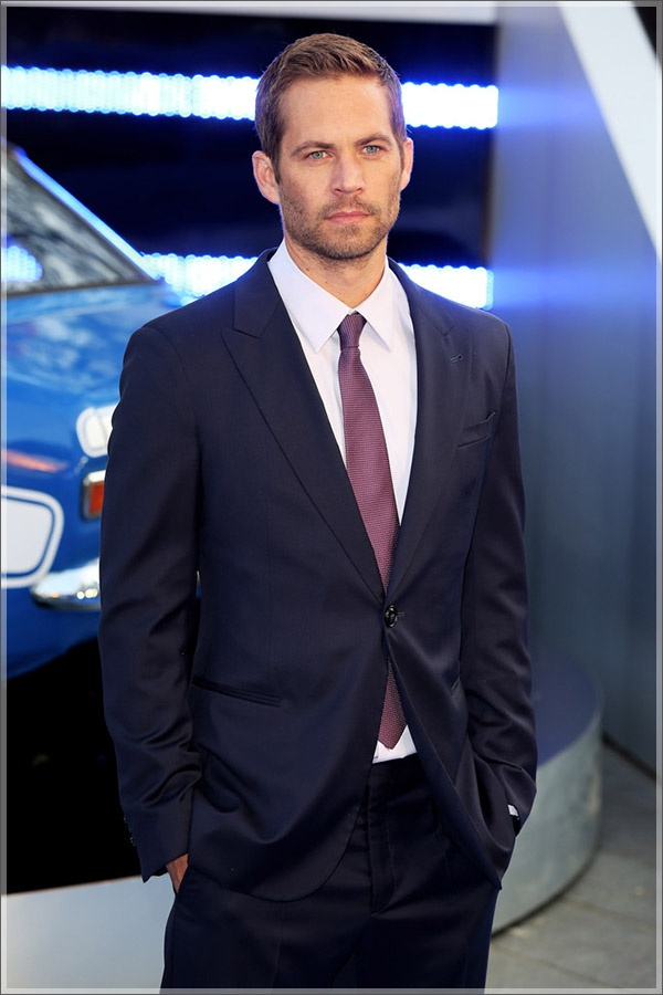 Paul Walker attended the World Premiere of his latest movie 'Fast & Furious 6′ at Empire Leicester Square in London, England on Tuesday, May 7.
