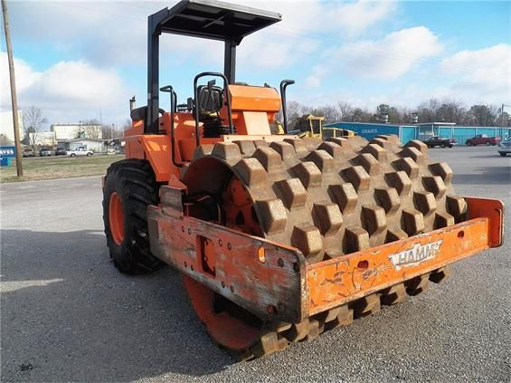 Sheepsfoot For Soil Compaction Roller Bearing Capacity Tractors