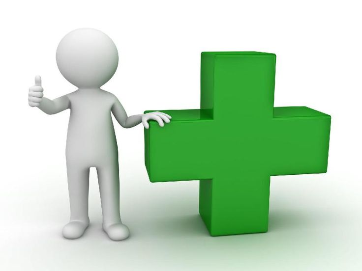 First aid benefits