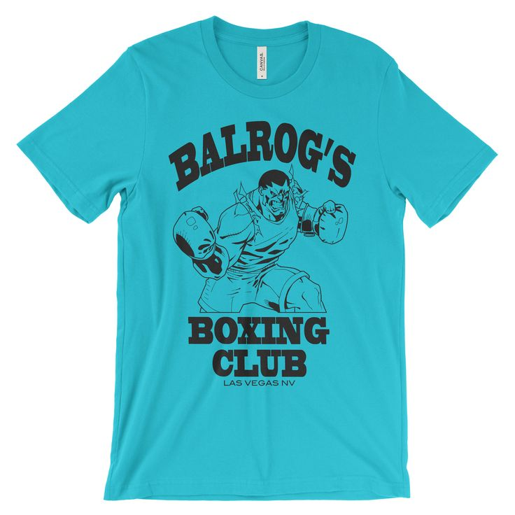 Balrog's Boxing Club T-Shirt