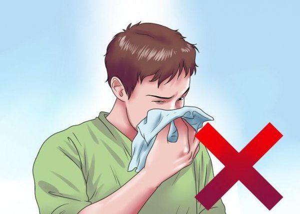 Как быстро избавиться от насморка и заложенности носа » RadioNetPlus.ru развлекательный портал