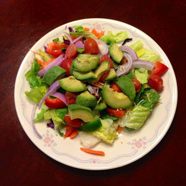 Yummy paleo salad!!!!