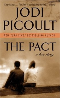 Jodi Picoult - The Pact.  This is a book with high impact, and you're unlikely to every forget this riveting story.  Picoult never fails to catch me by surprise.