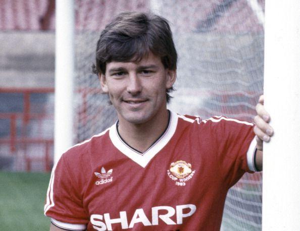 Bryan Robson - Manchester United