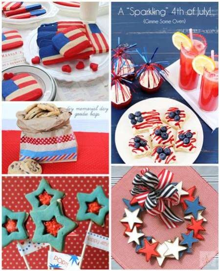 22 Food and Party Ideas for Memorial Day, Past and Present