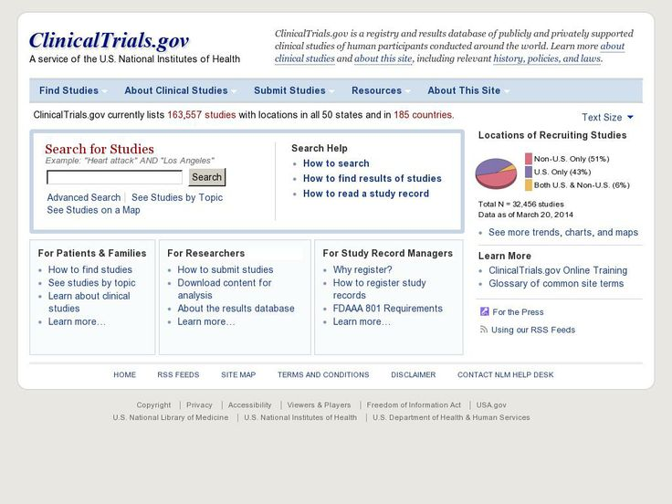 Clinical Trials Office | ClinicalTrials.gov Registration