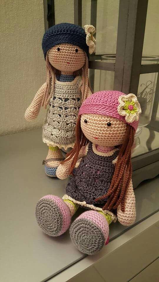 Doll lilly kooppatroon van ravelry.