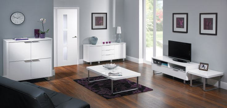 A modern, clean, linear styled occasional range offering a premium look without the premium price tag.  The desirable, chic and ultra contemporary high gloss effect is achieved by using several layers of high quality lacquer to produce a striking, scratch resistant finish.