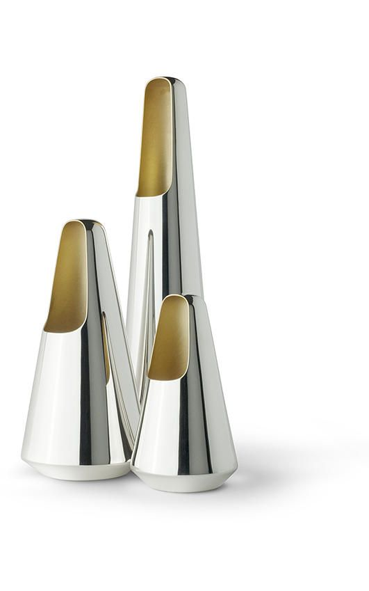A Gorgeous Salt Cellar That Mixes Craftsmanship With Modern Design | Co.Design | business + design