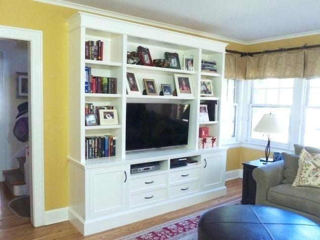 Diy Entertainment Center Ideas Plans Built In Simple Tv Area Sma Home Entertainment Furniture Home Entertainment Centers Tv Stand And Entertainment Center