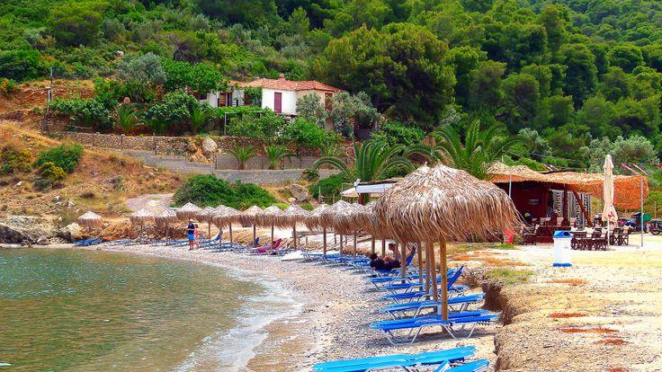 Vayionia Beach - Poros Island