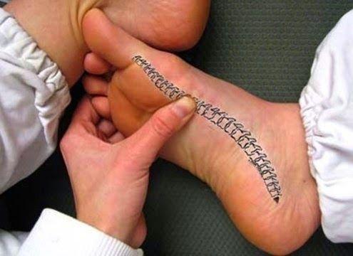 TU SALUD: Sabias que puedes deshacerte del dolor de espalda masajeando tus pies