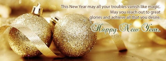 555 Best Happy New Year Facebook Cover Photos Status Posts SMS Images Wallpaper