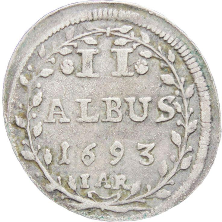 German states HesseDarmstadt Ernst Ludwig 1693 IAR 2