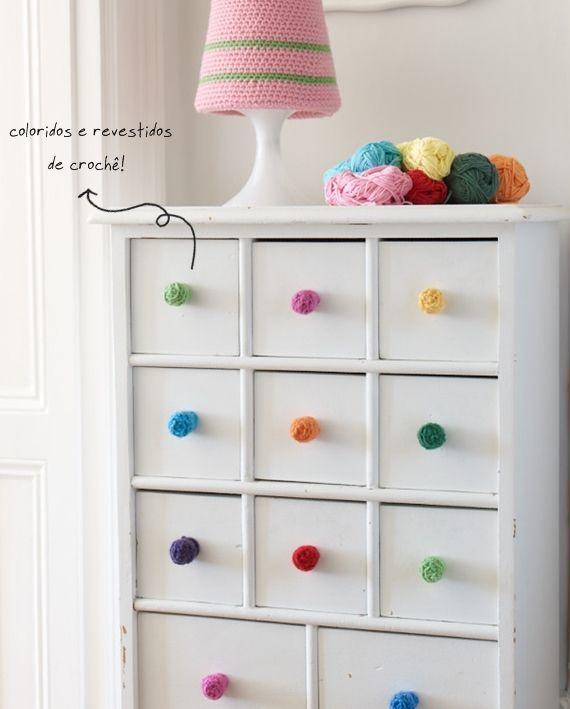 10 ideias de decoração para quarto de bebê - Reciclar e Decorar - Blog de Decoração, Reciclagem e Artesanato