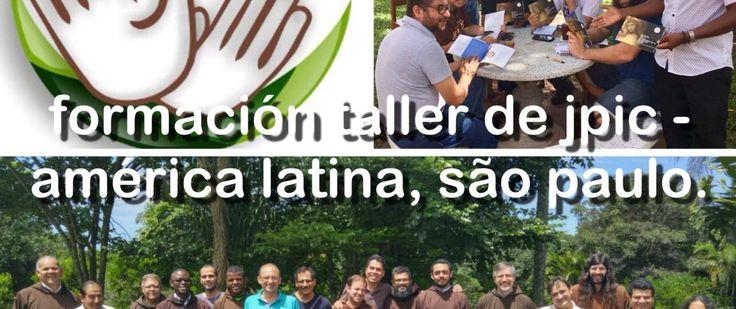 El tema de justicia, paz e integridad de la creación en la agenda de los capuchinos latinoamericanos.