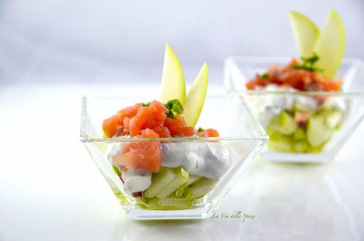 17 best images about antipasti di pesce on pinterest - Cucina verde mela ...