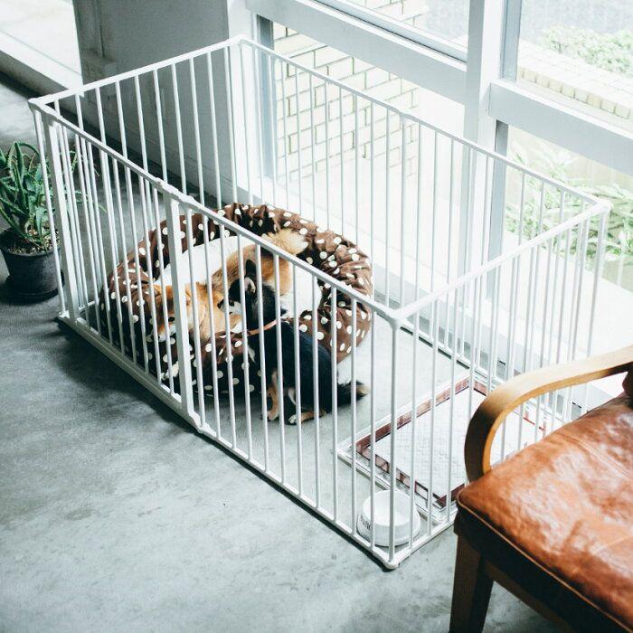 楽天市場 スカンジナビアンペットケージxxl 6枚セットスチール製 北欧 おしゃれ ドッグ サークル ペットサークル ドッグ ケージ シンプル ペットケージ 犬小屋 ゲージ ハウス クレート ペットサークル 小型犬 中型犬用 室内 屋内 Free Stitch ペットサークル 犬小屋