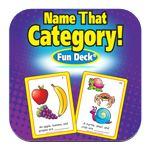 Great for vocabulary in terms of describing, categorizing, and organizational skills!