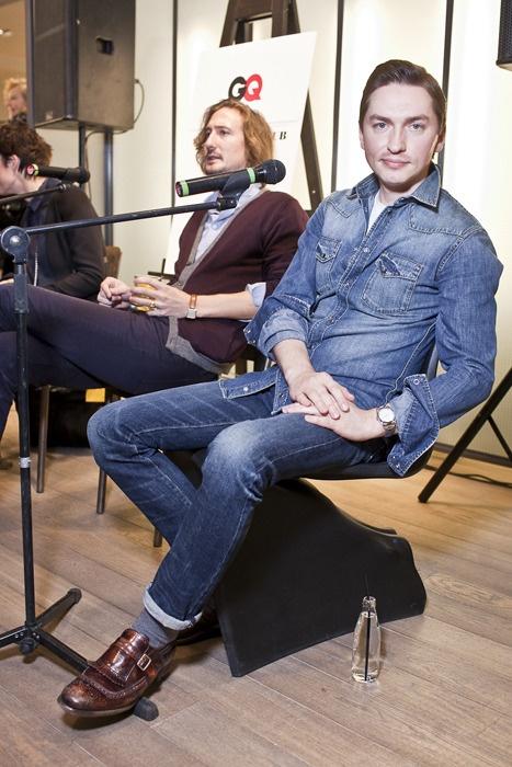 «Главные аксессуары мужчины — умные глаза и очень хорошие ботинки» (с) Игорь Гаранин