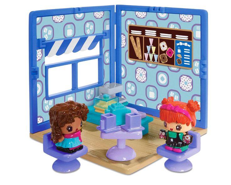 My Mini Mixieq S Cafe Bakery Mini Room Playset