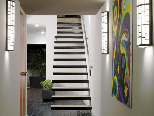 Awesome #floating #stairs. Check more at www.wisconsinrealestate.com