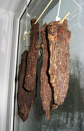 Вяленое мясо по-африкански - Билтон. Обсуждение на LiveInternet - Российский Сервис Онлайн-Дневников