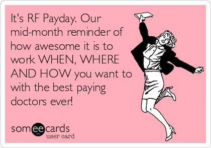 My first Rodan & Fields payday and I'm speechless.... I LOVE LOVE LOVE my JOB!! I work when I want, where I want, how I want and the PAY is great! I would love to share this opportunity with you! Let's talk and get you on payroll!!