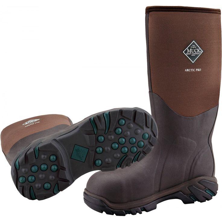 Arctic Pro Steel Toe