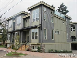 15 incomparable Townhomes comprises of 7 high-end 3Bed and 3Bath.  Large Private Sun Soaked ROOF-TOP Patios, 12' High Bedrooms, great Chef's Kitchen with Quartz Counters. http://www.victoriamls.ca/DE.asp?k=260337X7HKX&p=DE-16654139-760