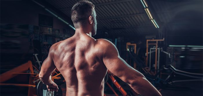 Building a bigger back and shoulders is something many athletes have on their to-do list. While pull-ups, and push-ups are all great ways here's another.