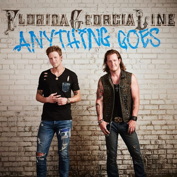 Florida Georgia Line - Anything Goes on LP