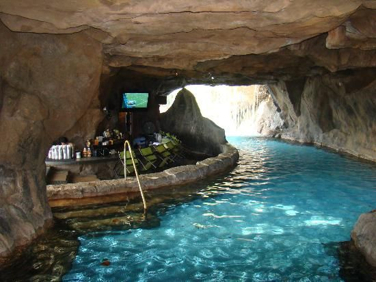 Grotto Bar In Pool Can T Wait To Go Back Here Grotto