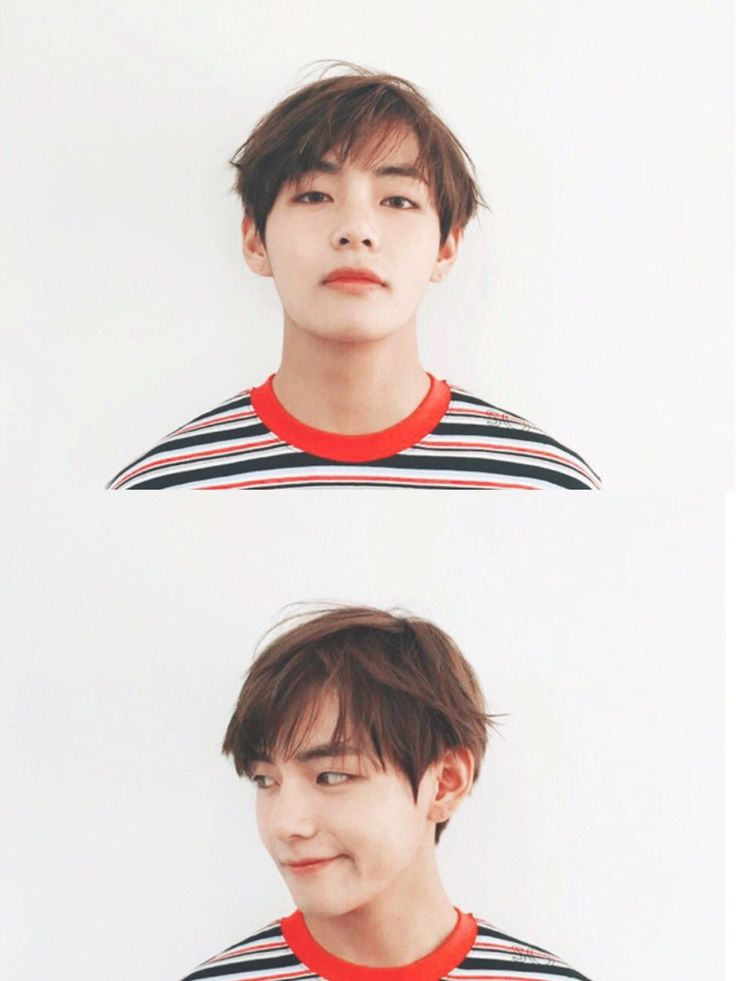 V ❤ [Bangtan Tweet] TAEHYUNG! OH MY, MY HEARTEU IS.. MUST YOU ATTACK MY PHONE SCREEN WITH YOUR PERFECTION! ITS GOT ENOUGH CRACKS ALREADY! Ahaha (you can see some Baekhyuness in the bottom picture *cries*) #BTS #방탄소년단