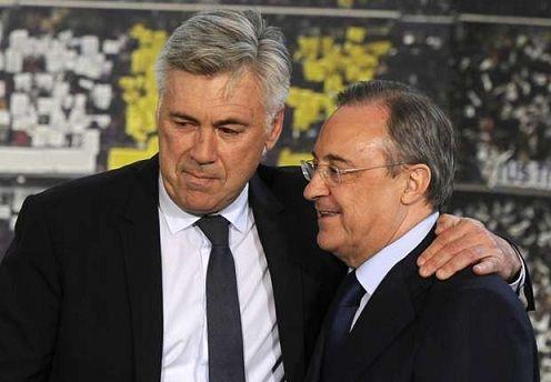 Carlo Ancelotti Kecam Presiden Real Madrid, Florentino Perez