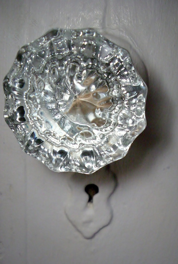 Crystal door knobs on french doors - Crystal Door Knobs Im Redoing My House Slowly But Surely And Every Door Will Have