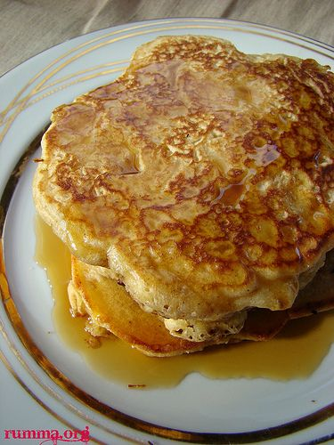 Elmalı Tarçınlı Pankek - rumma